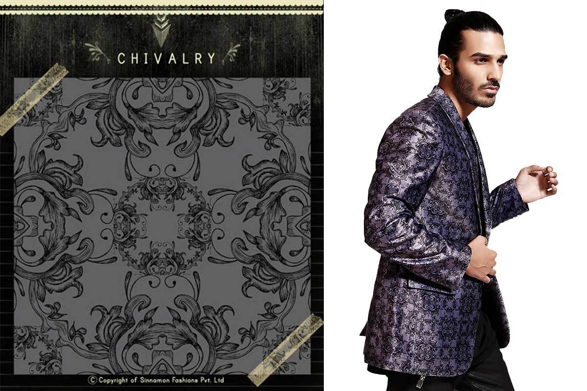 "When in doubt.. Go for ""Chivalry"" Men's Semi-Formal Blazer by Redesyn! Basic, Attractive and Classy. Price : INR 2699  #RedesynForCanopy3 #ApparelForCanopy3 #Below1000ForCanopy3 #RoposoCanopy3 #nicecollection #mensblazer #blazer #autumnwinter #semiformalblazer #printedblazer #coat #jacket #formal #printedshirt #designer #designedbyartists #art #fashion #styling #style #shoot #menswear #mens #streetstyle #goodmaterial #grey #semiformal #greyblazer #classy #mensfashion #creative coolgraphics #lovefordesign"