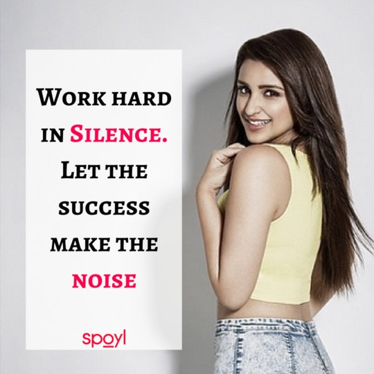 Work hard :) <3 #Workhard #Totd #Positivevibes #Spoyl #Spoylapp #Roposo