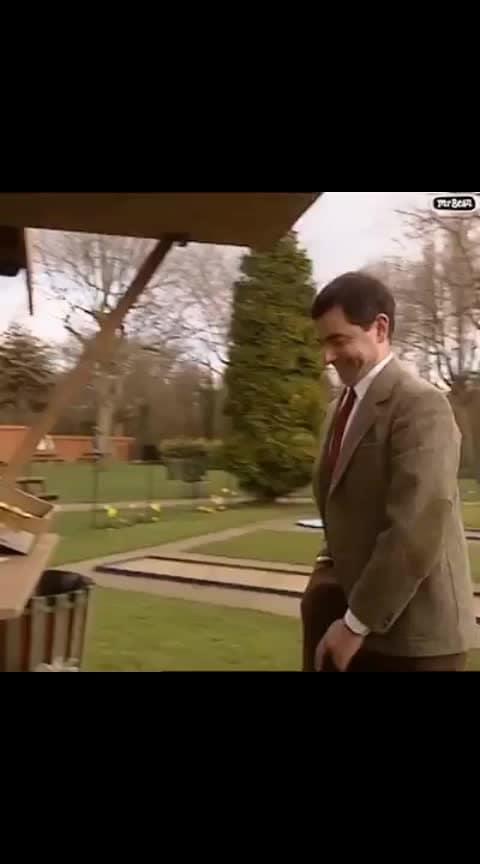 Mr. Bean-Golf