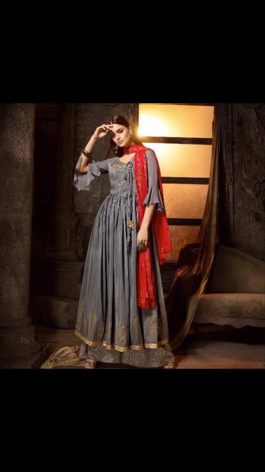Grey Muslin Party  Wear Gharara Suit  Product code - FCSS2167 Available at www.fashionclozet.com  Watsapp - +91 9930777376 Email -  info@fashionclozet.com Or DM for enquiries  #indianwedding #desiwedding #bride #desibride #indianbride #bridesmaids #bridesmaid #lehenga #bridallehenga #lehengacholi #weddingfashion #bollywood #indianfashion #reception #bridesmaidsdress #bridalfashion #styleguide #weddingdress #jenniferwinget #bridalwear #weddingwear #desicouture #pakistanistyle #pakistaniwear #asianwear #pakistanibride #embroidery #pakistani #threadwork #southasianbride