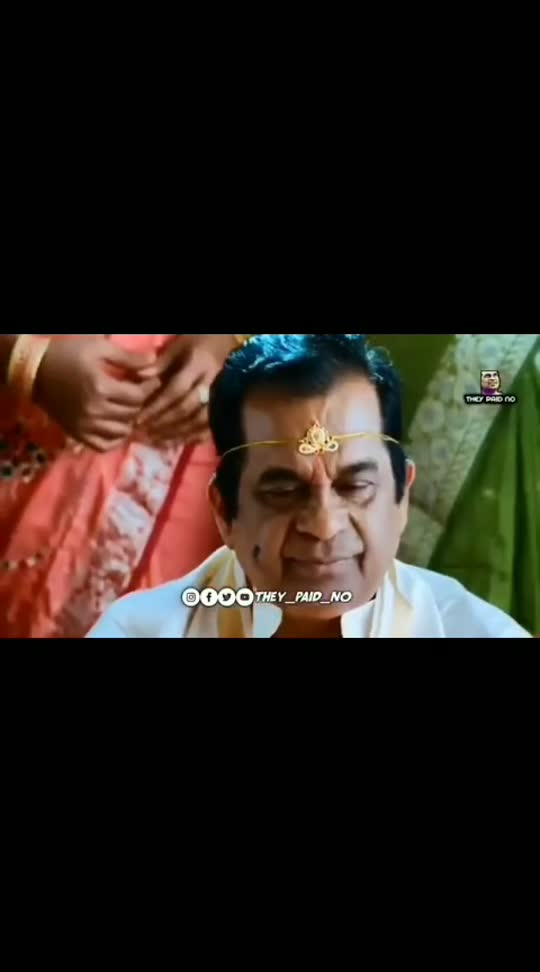 #brahmanandam #telugucomedyvideos