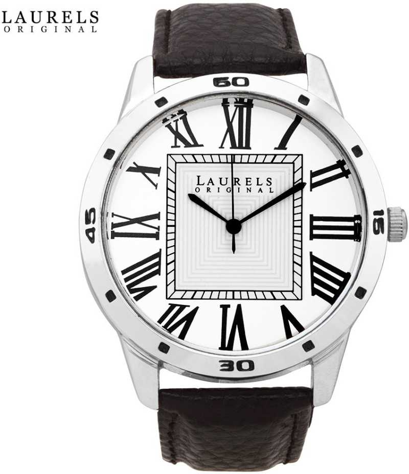 Lo-Mas-101 Maestro Analog Watch - For Men   Laurels Original is day to day economic wear from the house of Laurels. The watch comes with 1 year warranty against manufacturing defects only,  https://bit.ly/36PSKgr