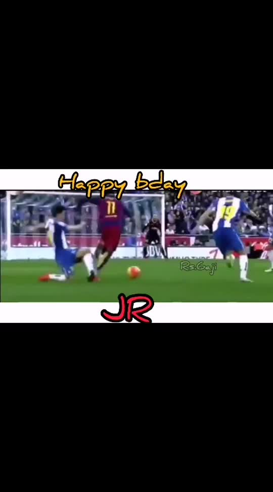 #Happy bday NJR #neymar_jr