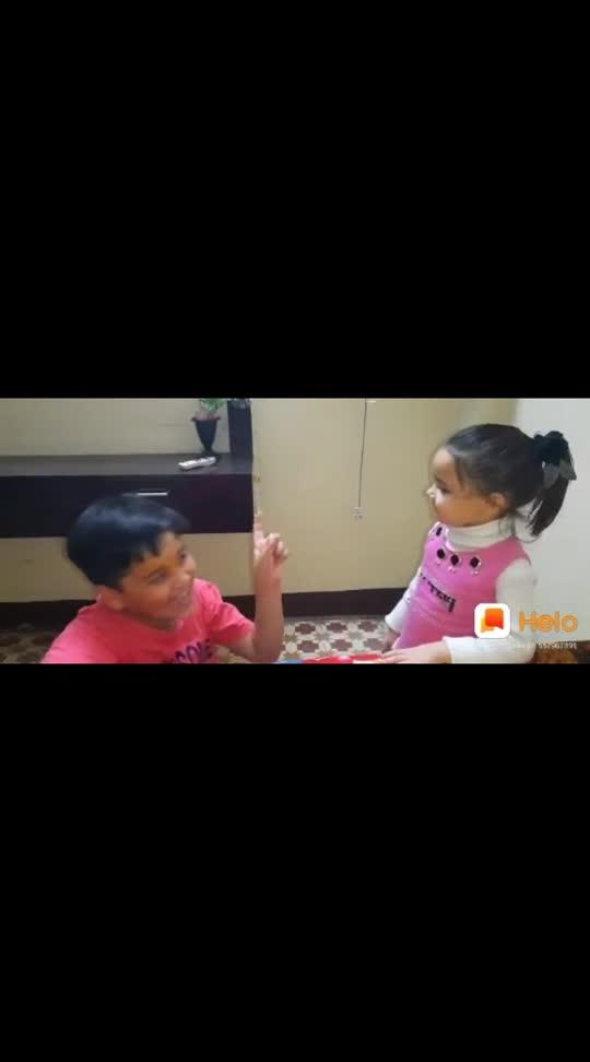 #funnyvideo #statusvideo #childhoodmemories #tiktok-roposo