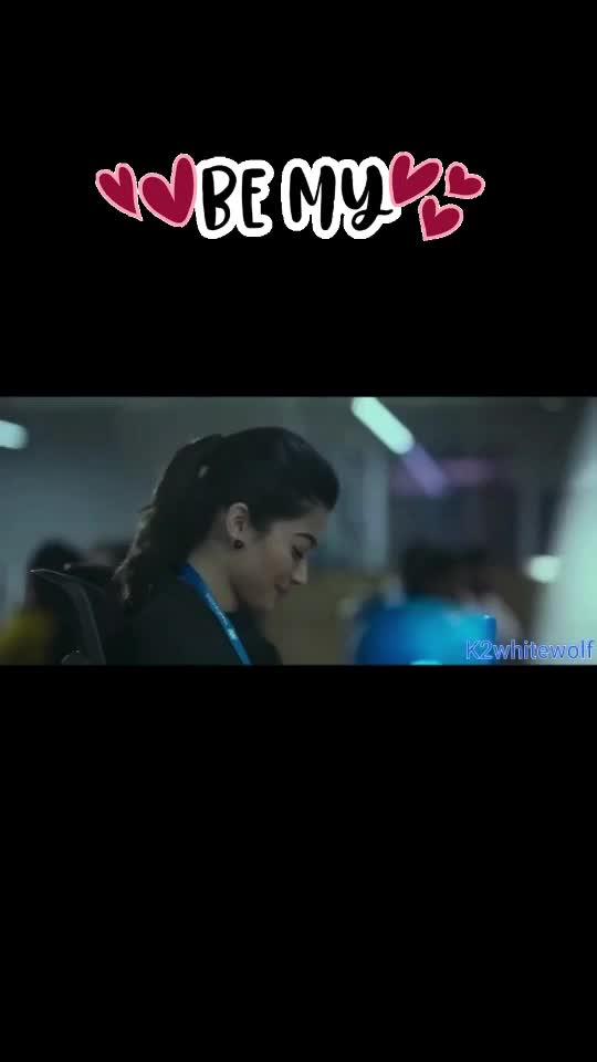 # vijay # rashmika # 💞