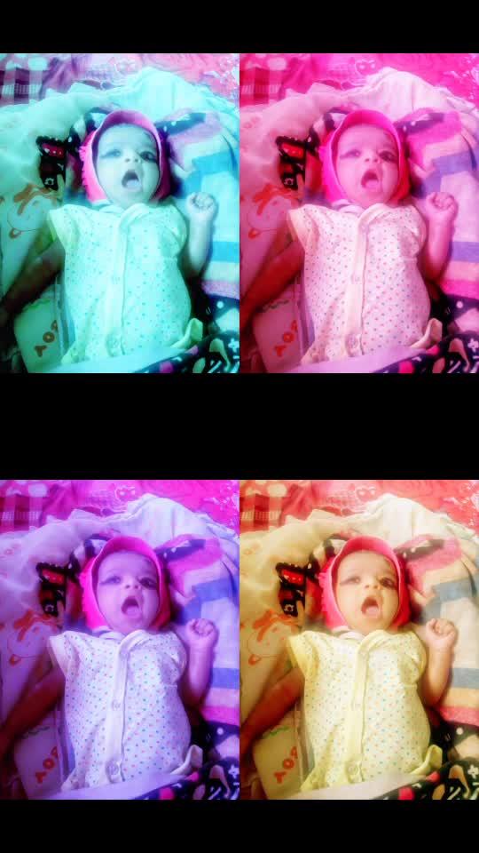 my little sister baby#babu