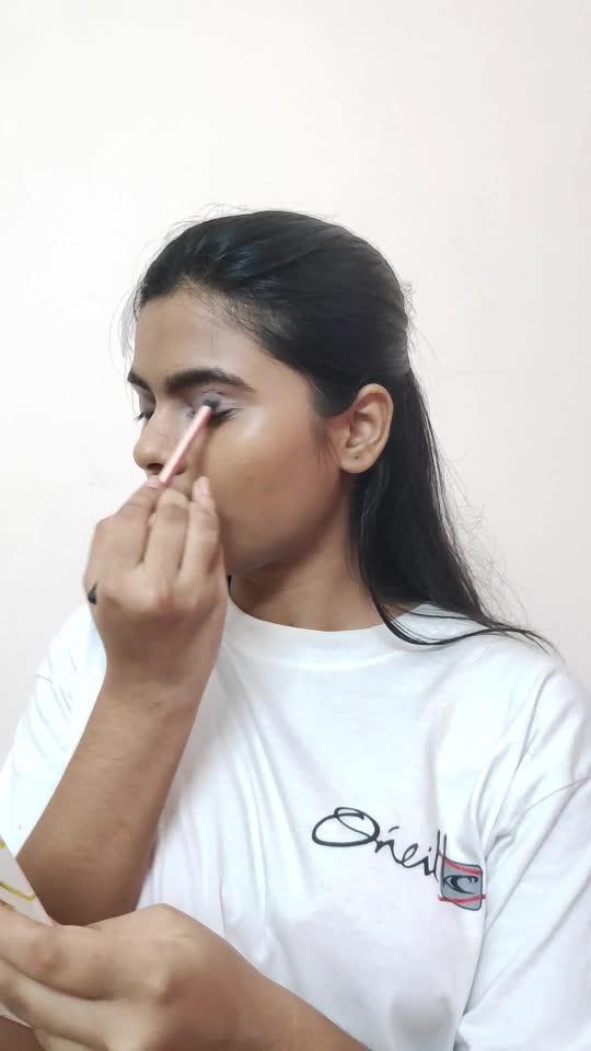 Easy glam make-up look #makeup #glamlook #makeupoftheday