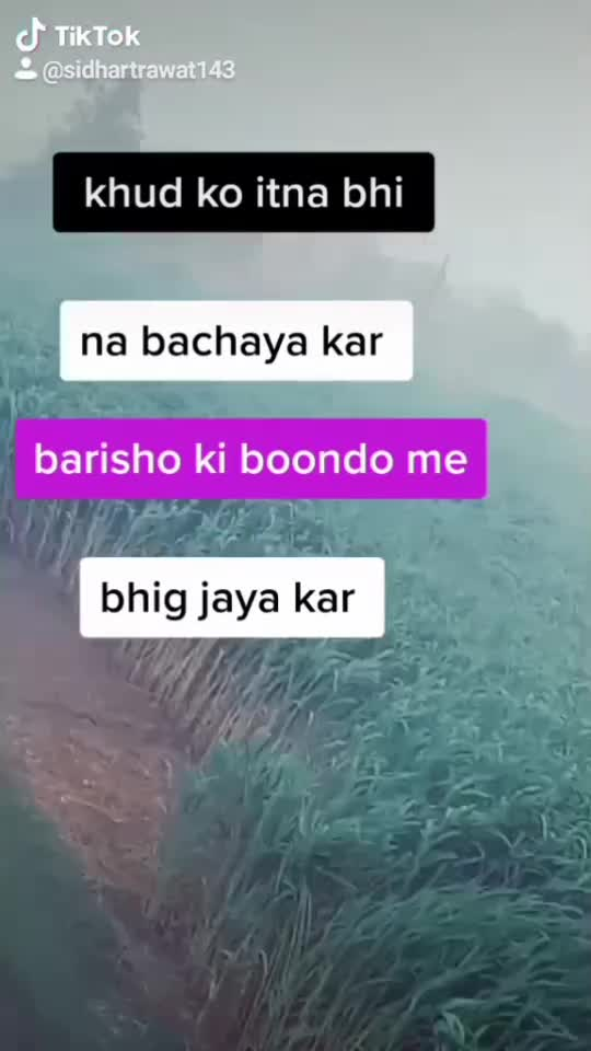 sawan aaya hai 💞💞💞💞#trendingvideo #trendeing #roposobeauty #ghaintson#love-status-roposo-beats #lovestatus