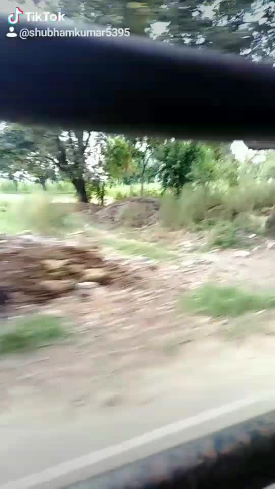 High speed rodvej bus in up..