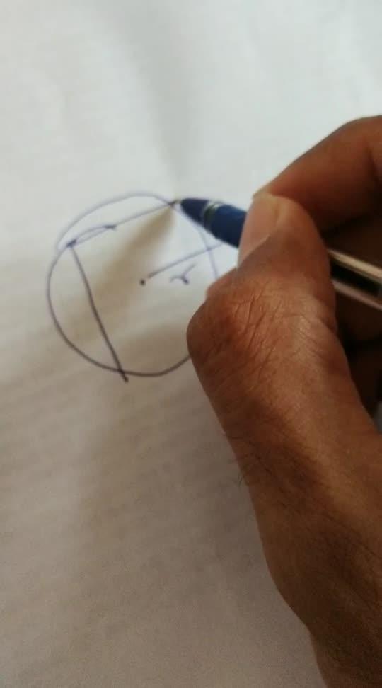 Basic Geometry Problem of a Circle #maths #mostlymathametics #ssc #govtjobs