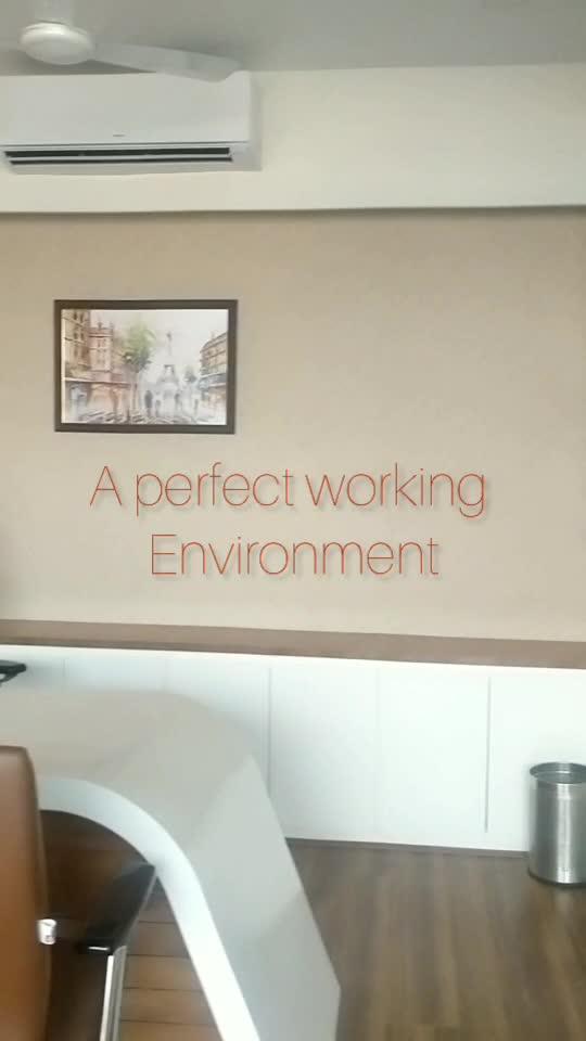 office interior design #ni3design #ni3 #ni3art #officedesign #interiordesign
