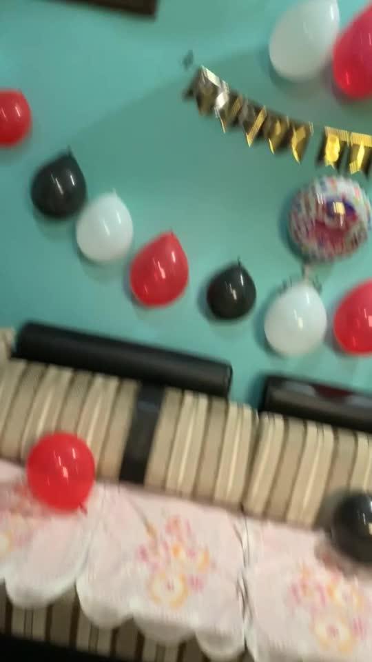 Birthday suprise❤️