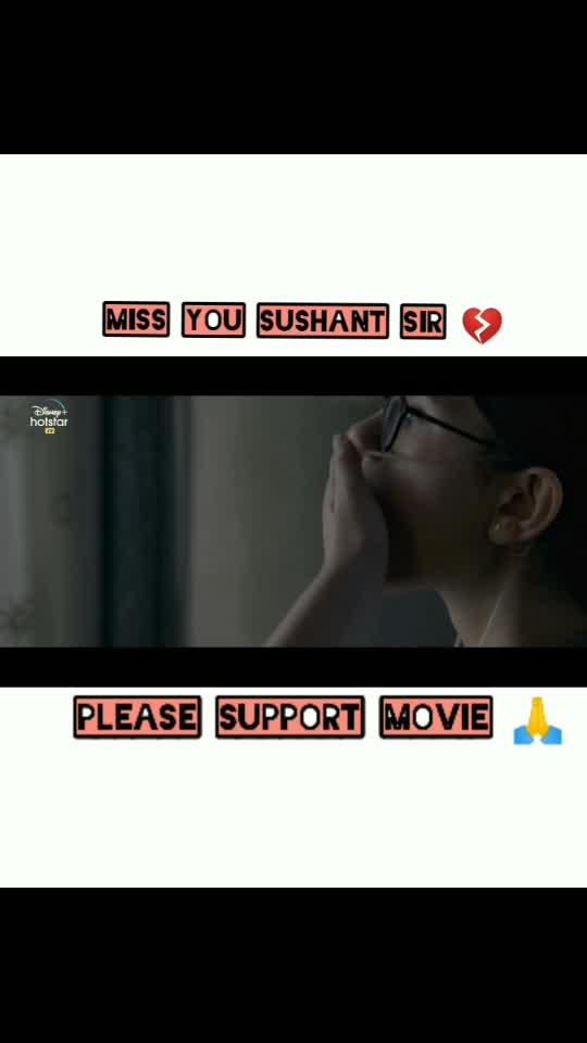 #for you #Sushant #foxstar#sushantsinghrajput