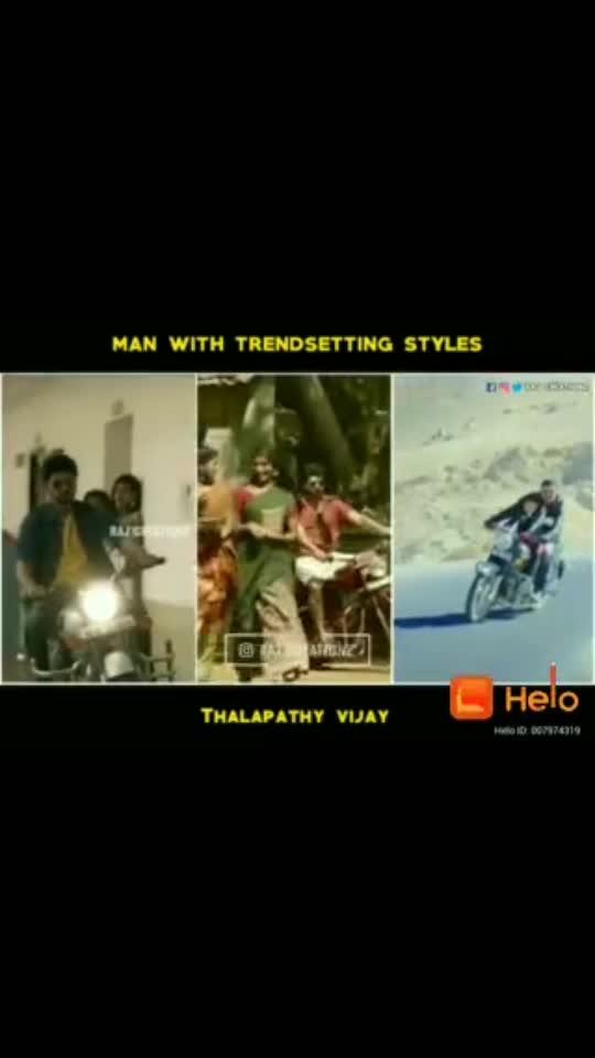 thalapathy trending style😎😎😍😍😍😠😘#thalapathy veriyyan
