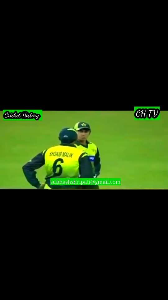shoib Malik our ajmal  dono ne milke catch  miss kiya.. #cricket #cricketlovers #india #pakistan #cricketer #cricketworldcup