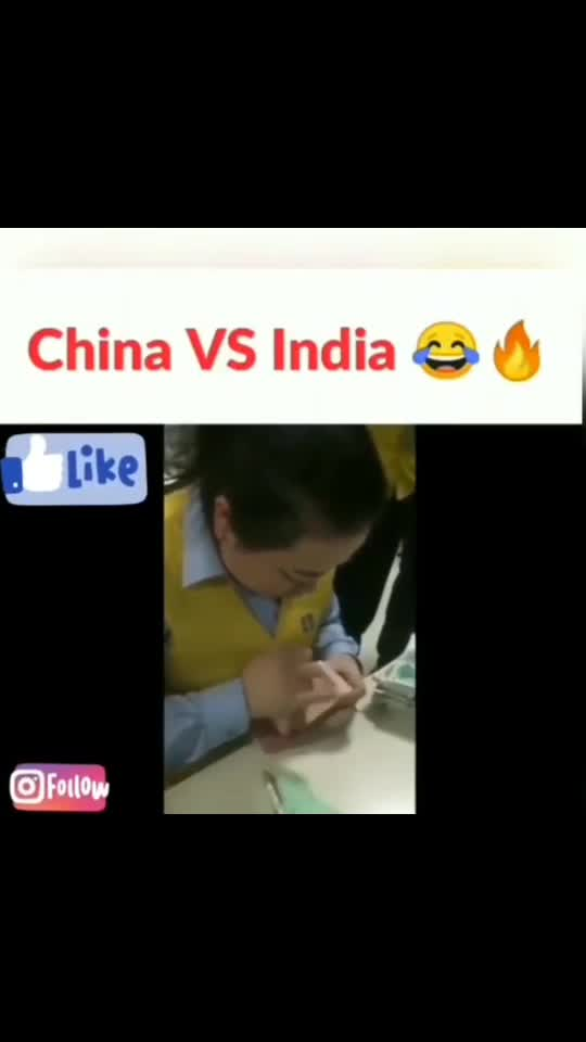 India vs chania#india