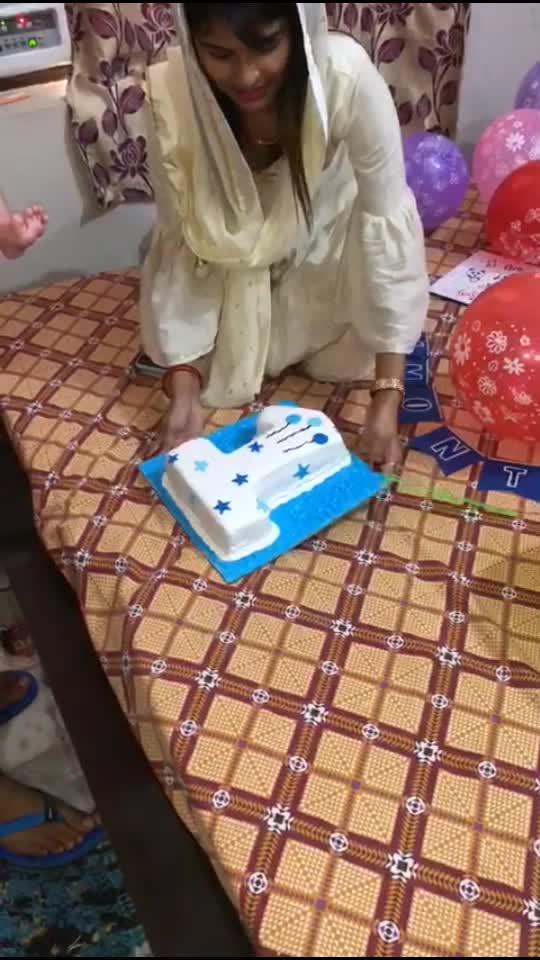 betu 1st month birthday kiyansh nagar❤️❤️