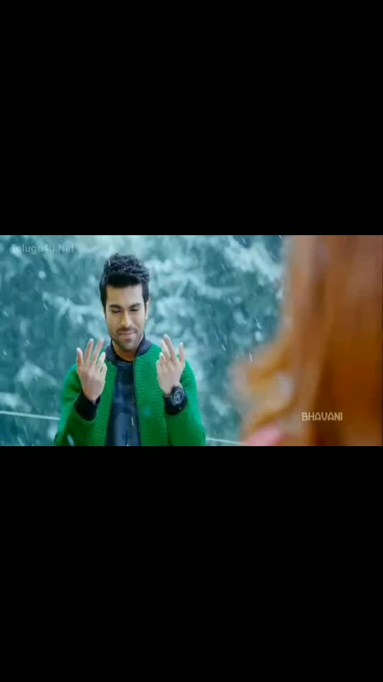 love status ramcharan