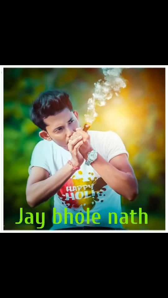 Jay bhole nath#jaybholenath