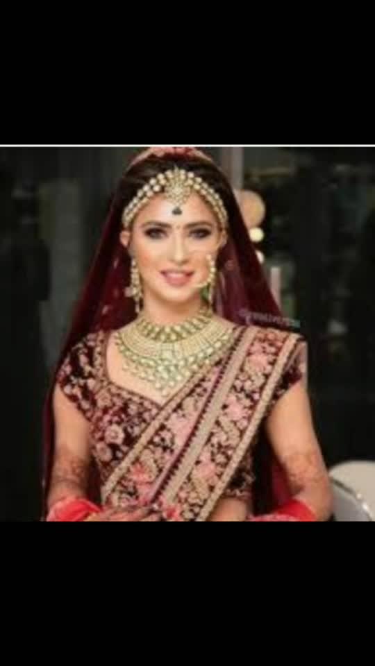 beautiful bride#bride