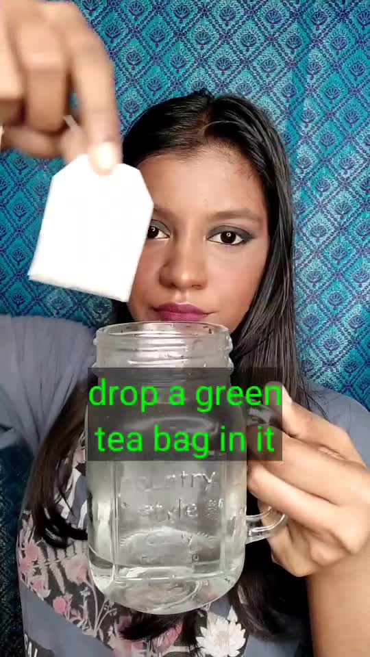 tutorial on how to make mist for healthy skin