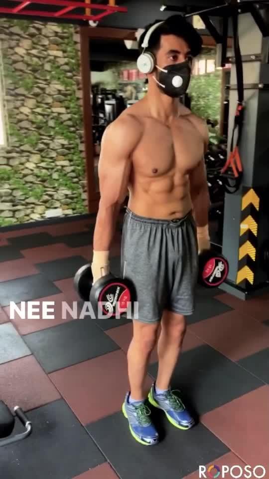 Ella Pugazhum Allah vikae♥️ #roposotamil #tamilan #tamilroposo #workout #gym #fitnessmodel #fitness #chennai #bangalore #actor #kollywood #arrehaman #thalapathyvijay #thalapathy #bangalorefitness #sexymen #biceps #followmeoninstagram #followmeonroposo