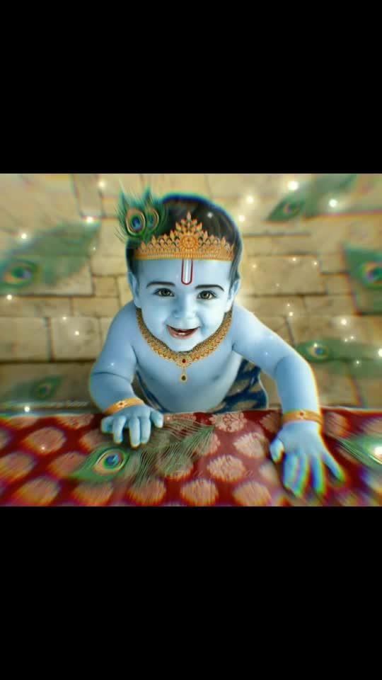 #mahabharath-lordkrishna #roposo 💛💛💛