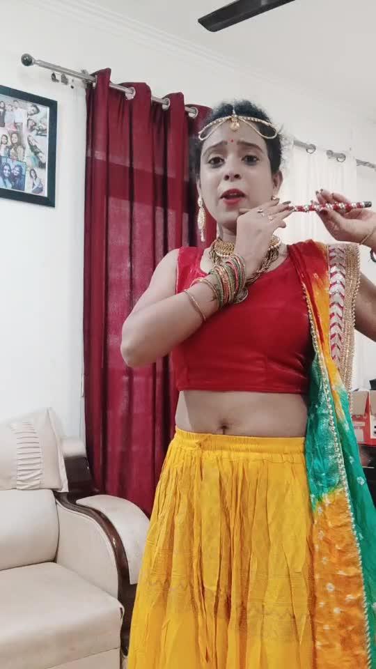 #danceindia #janmashtamispecial #roposo-beats #followforfollow