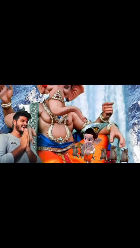 #ganesaya ha#vinayakachaturthi #massvideo #rajinikanth #vetaiyaduvilayadu #tamilactress