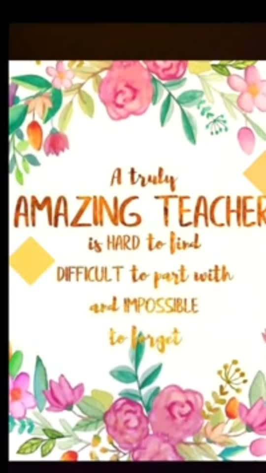 #teachersday #teacherstatus #roposostar #roposo-beats