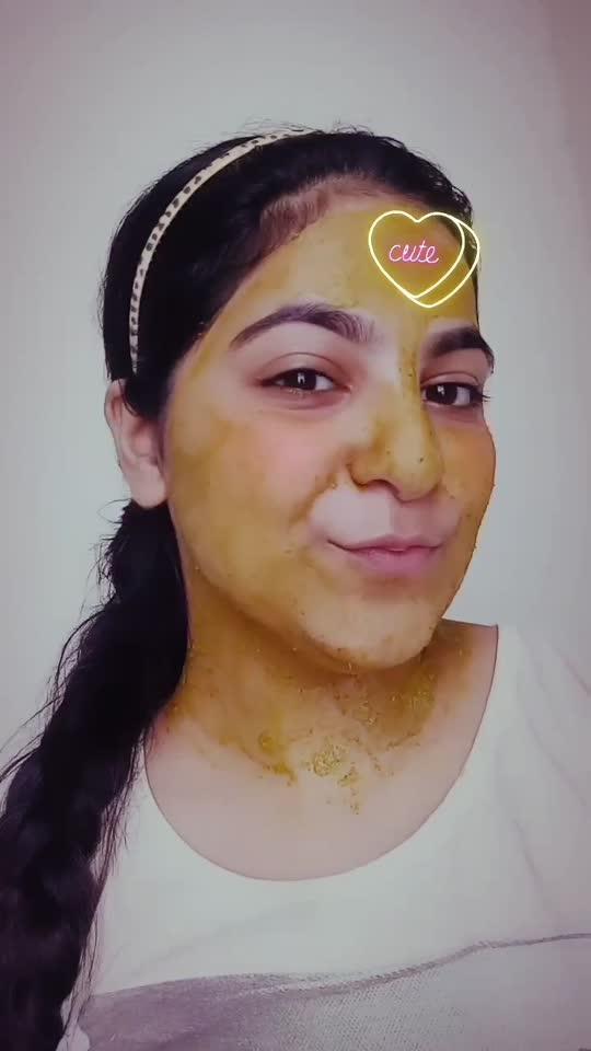 #facepack #homeremedy #facemaskselfie #facebooklikes #face #skincareroutine #skincaretips