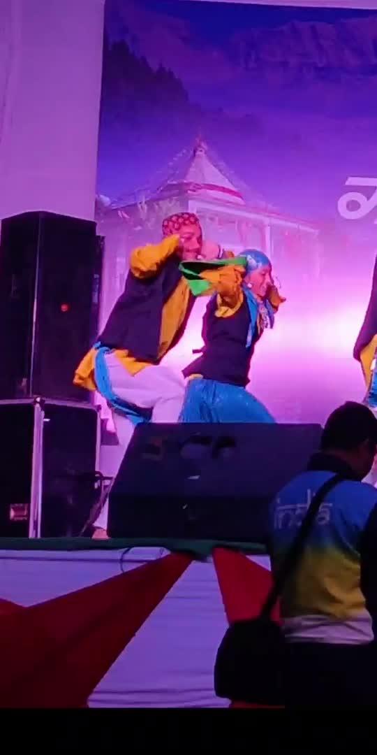garhwali dance ...... #roposostar #roposo-beatschannel #beatschannel #danceindia #dancerslife #garhwalisong #folkdance