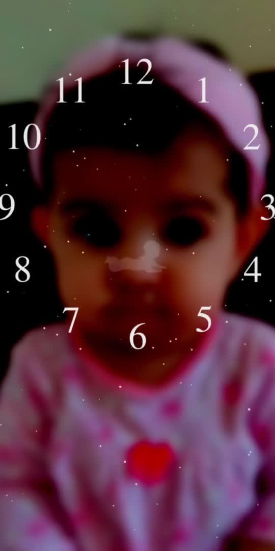 Happy birthday queen @babyhanaya#hanaya#queen#aafiya