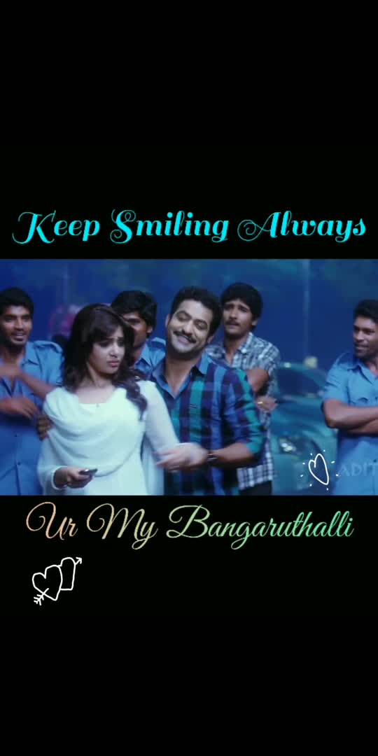 Keep smiling 😃 Bujj'Amma'