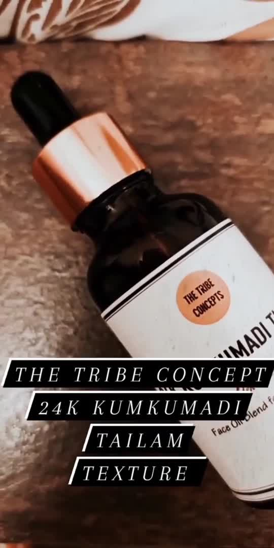 Here's the texture of one of my favorite face oils The Tribe Concept 24K Kumkumadi Tailam  This oil easily gets absorbed into the skin giving the bright and healthy skin.  #teesandtiaras #kumkumaditailam #faceoil #elixir #skincare #bright #healthy #skin #skincare #skincareroutine #skincaretreatment #skincaretips #skincareblogger #beautyblogger #beautytips #beautygirl #beautyqueen #beautyaddict #beautyblog #beautyproduct #eyeshadow #foundation #oil #blog #makeupartist #makeuptutorial #makeupforever #makeupblogger #makeupaddict #video #review
