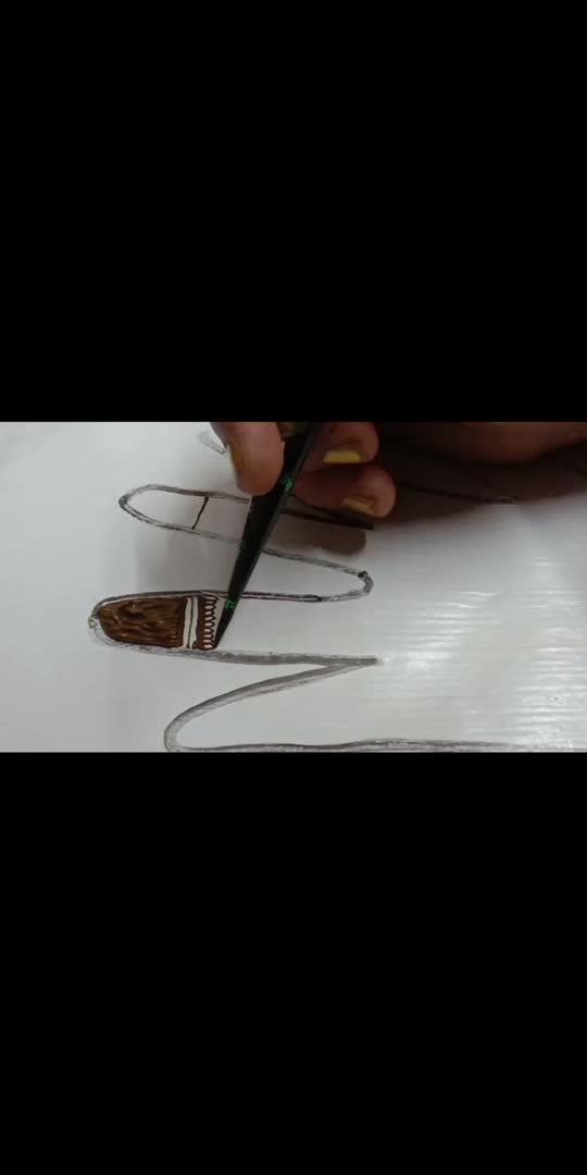 mehandi#easy finger design