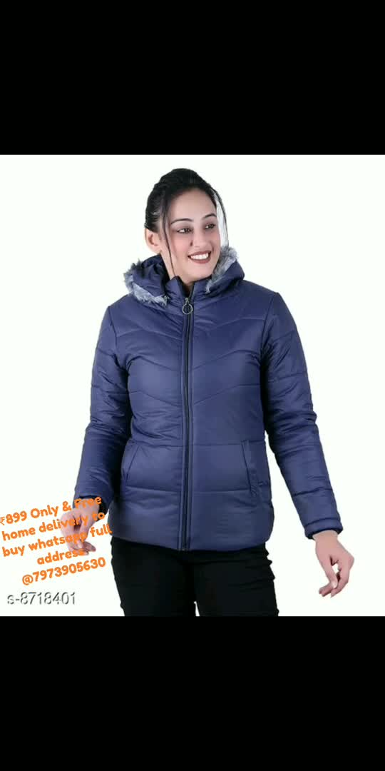 Best Quality Jacket ₹899 Only & Free Shipping