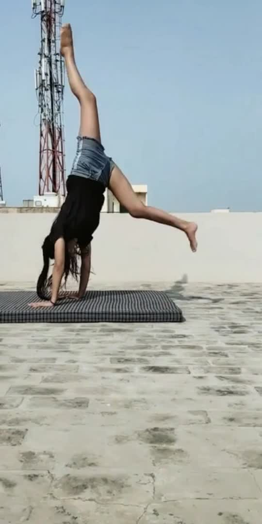 #gymnastic #roposostar