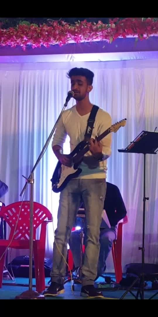 #sunonasangemarmar #lovesong #live #event #singing #bollywood #music #unpluggedcover #orchestra #show #song #roposostars