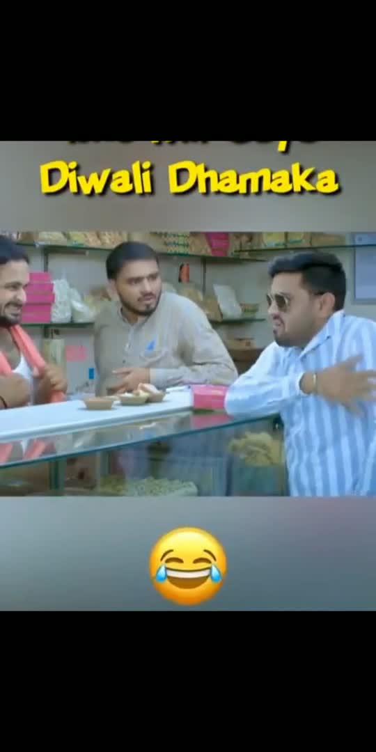 Diwali dhamaka#haha-tv #funnyvideo #roposoindia