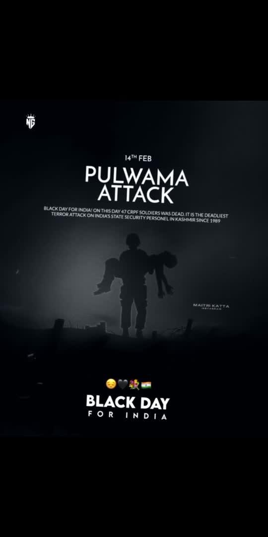 #roposo  #1millionaudition  #1millionauditionindia  #like  #share  #india  #creativespace    #post  #motivation  #creative  #creations  #nature  #love  #status  #viral  #videos #pulwama_attack #blackdayforindia #jaihind #india