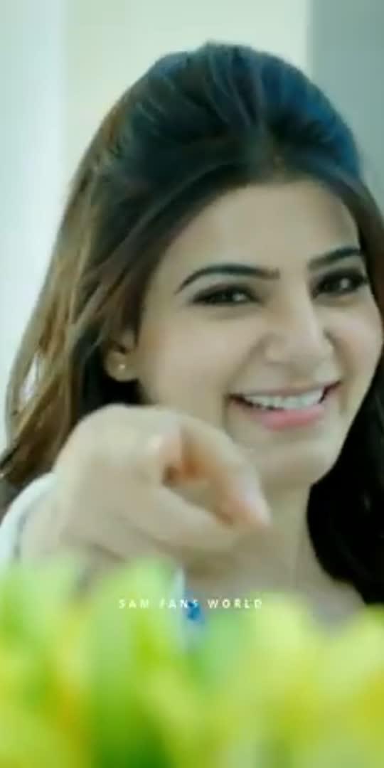 #tonguetwister   #samanthaakkineni_cute_mashup   #aamovie