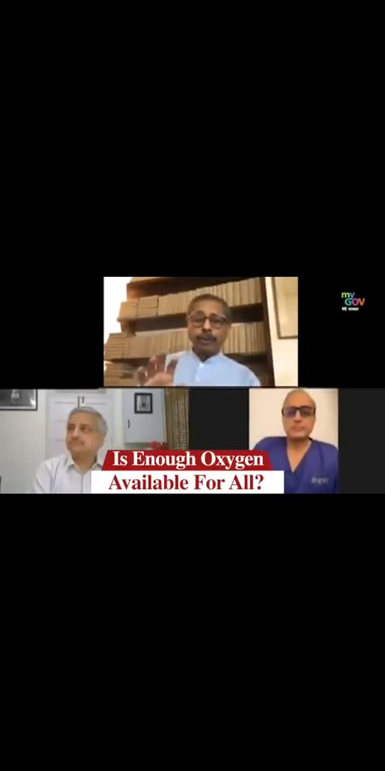 Is enough #oxygen available for all? This is the most asked query we all have these days! Watch this video to know what Dr Naresh Trehan, Chairman, Medanta has to say about this. #IndiaFightsCorona