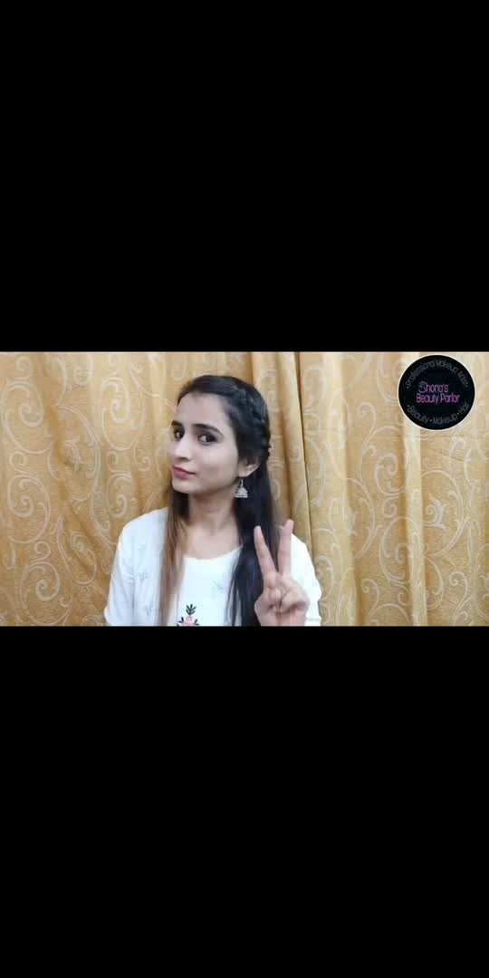3 easy front hairstyle Tutorial more details subscribe my channel https://youtu.be/h8i_A8Ir0HY Instagram https://instagram.com/shonasbeautyparlour?igshid=7d4ft9oo4vmh  #hairstyle #makeupartist #froyou #viralvideos