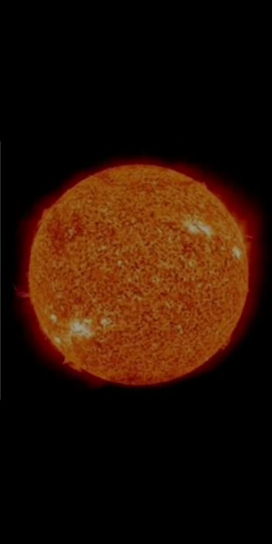 Is the Sun a big ball of fire ? #astronomy