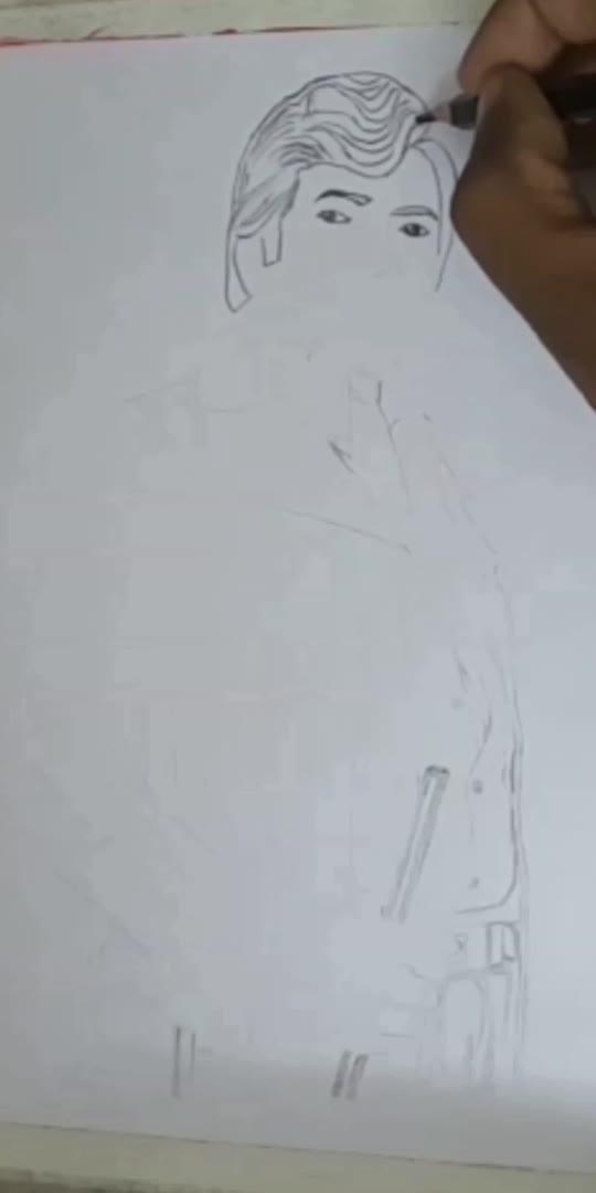 అన్నగారి..ఙాపకాలతో..art video1#roposo-beatschannel #roposofilmistanchannel #roposocreativespacechannel #roposoindia #roposodrawmagic #roposodrawings