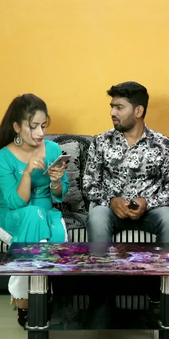 शादी क्यु दोबारा करनी चाहती हैं बिवी..😝 #comedy #funnyvideo #husbandand-wife-comedy #roposostar