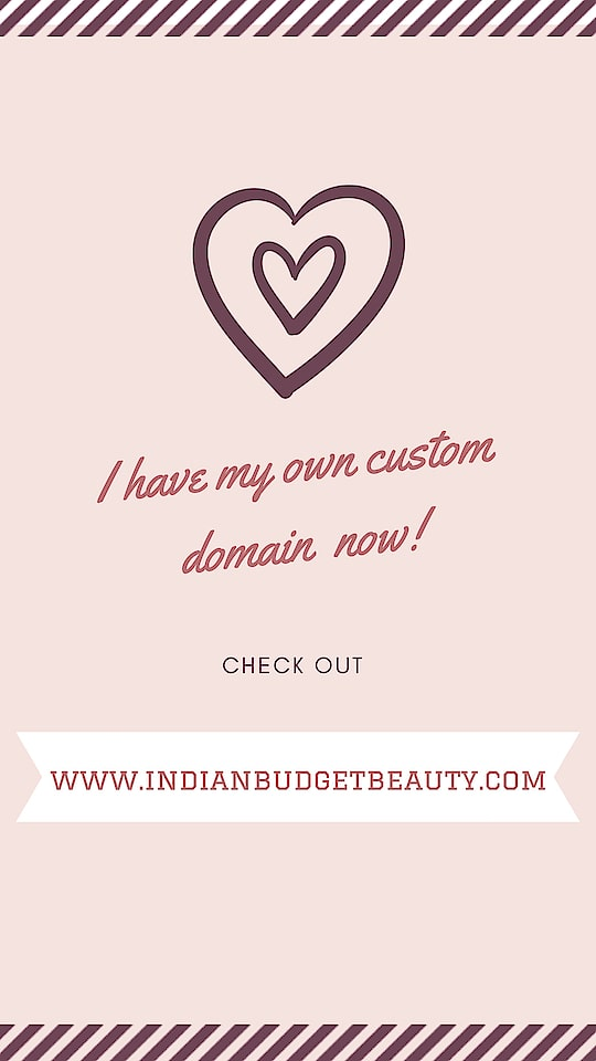 | www.indianbudgetbeauty.com |#beautyblogger #indianbeautyblogger #blogger