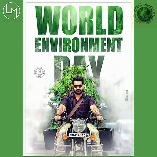 #worldenvironmentday  @pakkintikurradu  #environmentday