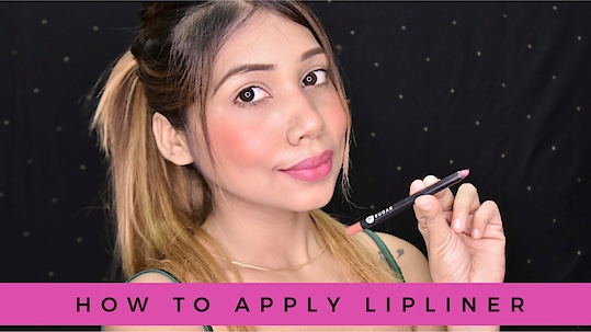 Check out this video : https://youtu.be/3jqTiSdxE4Y    #howtoapplylipliner